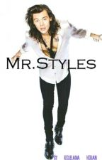 Mr.Styles (Daddy kink) by VictHoran