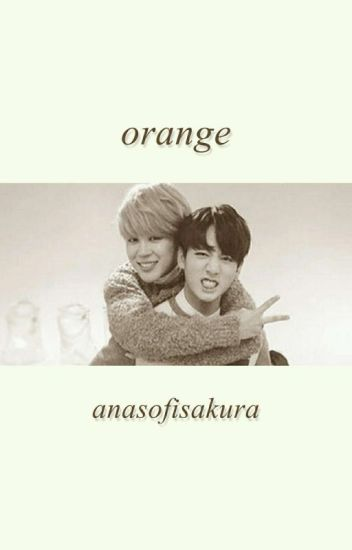 orange; jikook