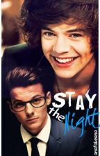 Stay The Night by elliesfics | tłumaczenie (daddy!kink) by anafakeana