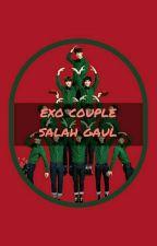 EXO Couple Salah Gaul Stories by daldal_gum