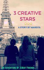 3 Creative Stars by MahdiyaBhiwandiwala
