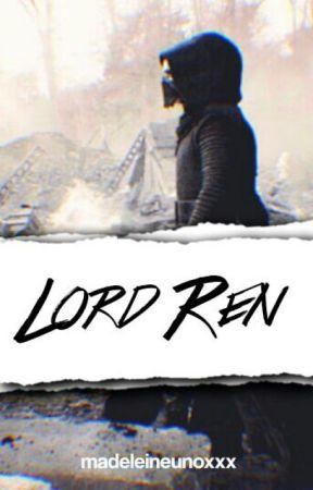 Lord Ren // [Kylo Ren] by madeleineunoxxx