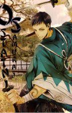 Ostatni Samuraj   Aomine x Kise   by KagamiYuuki