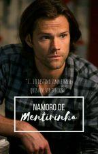 Namoro De Mentirinha  by Sra_Pandas