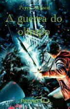 Percy Jackson: A Guerra Do Olimpo by SrTuan