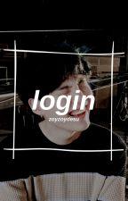 login ; min yoongi by zoyzoydesu
