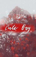 Cute boy. by EffieMC
