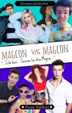 Magcon V\S Magcon  by Loxy_girl_magcult