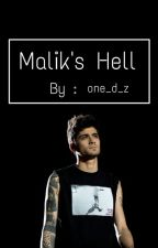 Malik's Hell | جحيم مالك by one_d_z