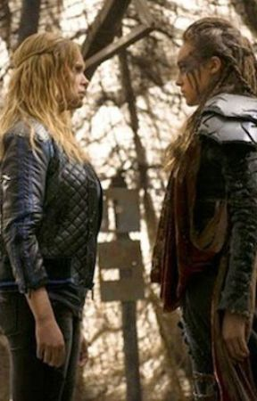 And All the Words I Couldn't Say (Clexa) by Kairosclerosis-Opia