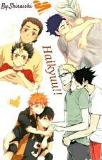 Haikyuu |Tłumaczenia komiksów[ZAWIESZONE] by Shiraishii
