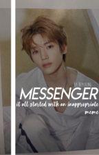 MESSENGER. shin hoseok [✓] by bfyixing