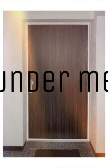 Under Me || Cameron Dallas Ff.||