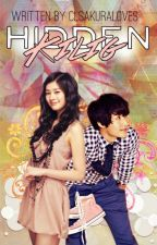 Hidden Kilig Book 1 (COMPLETED) by CLsakuraloves