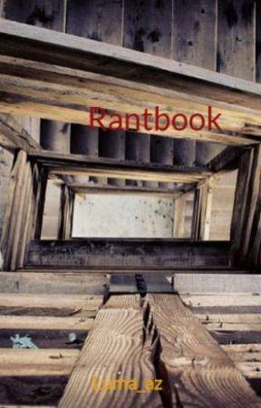Rantbook by Luma_az