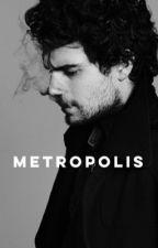 Metropolis → {Superman}  by deannahs