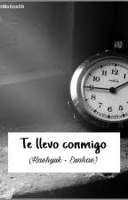 Te llevo conmigo  [HaeHyuk] by DanMolina56