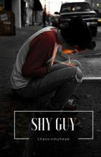 shy guy [hun-felfüggesztve] by chaosinmyhead
