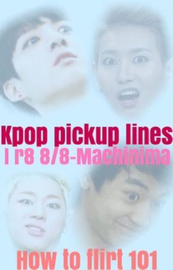 Kpop Pickup Lines