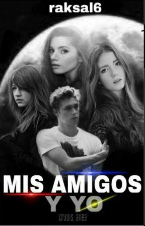 Mis Amigos Y Yo by raksal6
