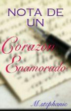 Nota de un Corazon Enamorado by thifani99