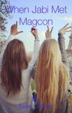 When Jabi met Magcon by Jade_Grierrr