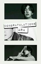 Congratulations Ara.✏N.Taehyun by Bxngzter