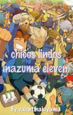 Chicos Lindos De Inazuma Eleven by valentinakiyama