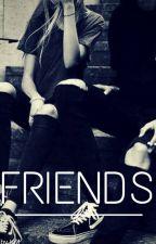 """""""Friends'' [w trakcie korekty] by Ponetnagazela"""