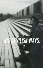 His Devilish Ways by Leti_Abazi