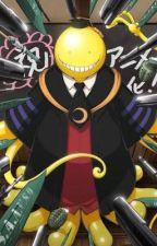 Koro-sensei x Student!Reader by MilkyArakawa