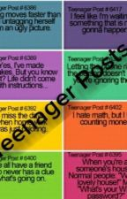 Teenager Post by cringydolan