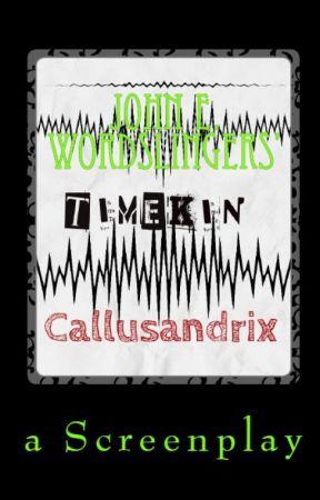 TIME KIN (Callusandrix) by WordSlinger