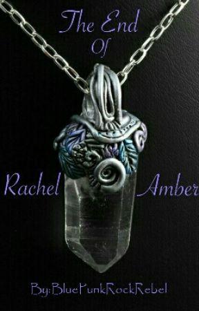 The End of Rachel Amber by BluePunkRockRebel