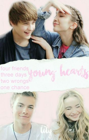 young hearts. // riarkle & lucaya