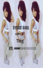 Every Girl Needs a Thug by shechose