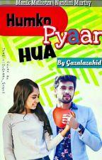 Manan FF: Humko Pyaar Hua by gazalazahid