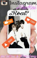 ¿Real? - Instagram {TaeKai} by MinnieSunny