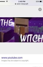 The witch in minecraft by awesomeness16cool by awesomeness16cool