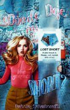 ¿Donde dejé mi Short? by Pahola_Salvatore16