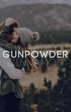 Gunpowder & Cinnamon {Fred Weasley} by kmbell92