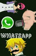 Whatsapp Nanatsu No Taizai by Scared_in_my_heart