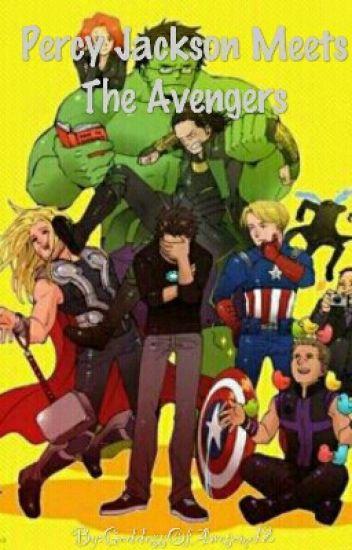 Percy Jackson meets The Avengers