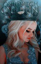 Queen Quidditch |Harry Potter| by -Stxlinski
