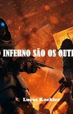 Resident Evil - O Inferno São os Outros by LucasSpindolaCarneir