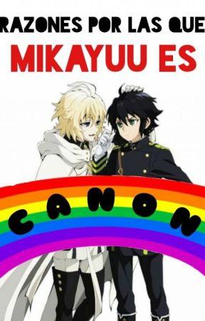 Razones por las que Mikayuu será Canon. [Owari No Seraph] by 1Confusedwithyou