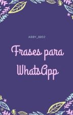 100 Frases Para WhatsApp by aby_8802