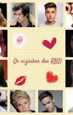 Os vizinhos Dos RBD by Barken300