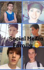 Social Media Fam // DISCONTINUED by hawkinskaspbrak