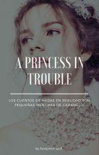 A Princess In Trouble  •Jimin Of BTS• by Parkjimin-az13